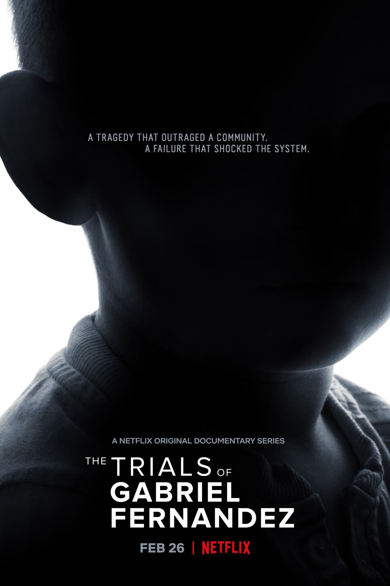 netflix poster for the trials of gabriel fernandez