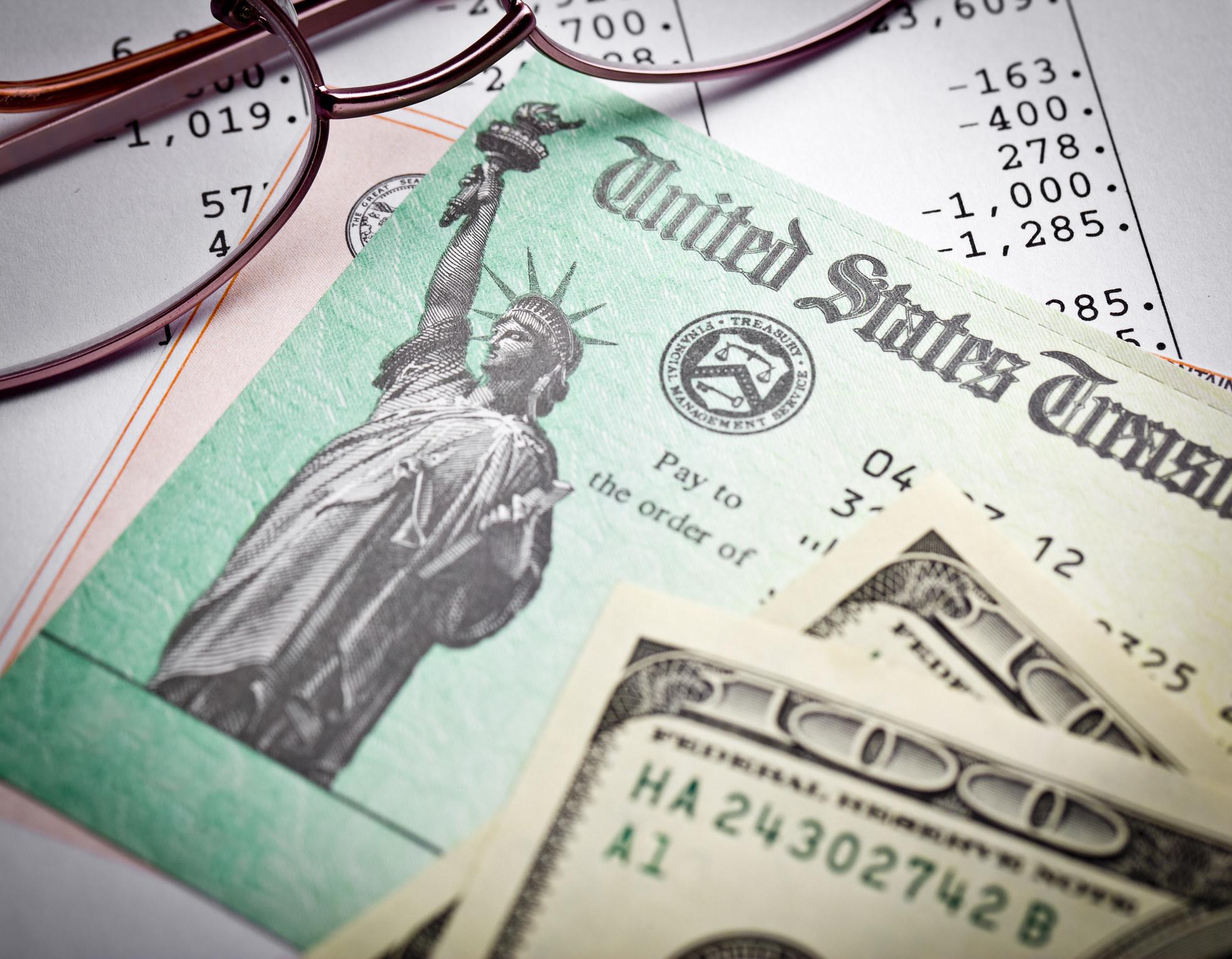 Tax check