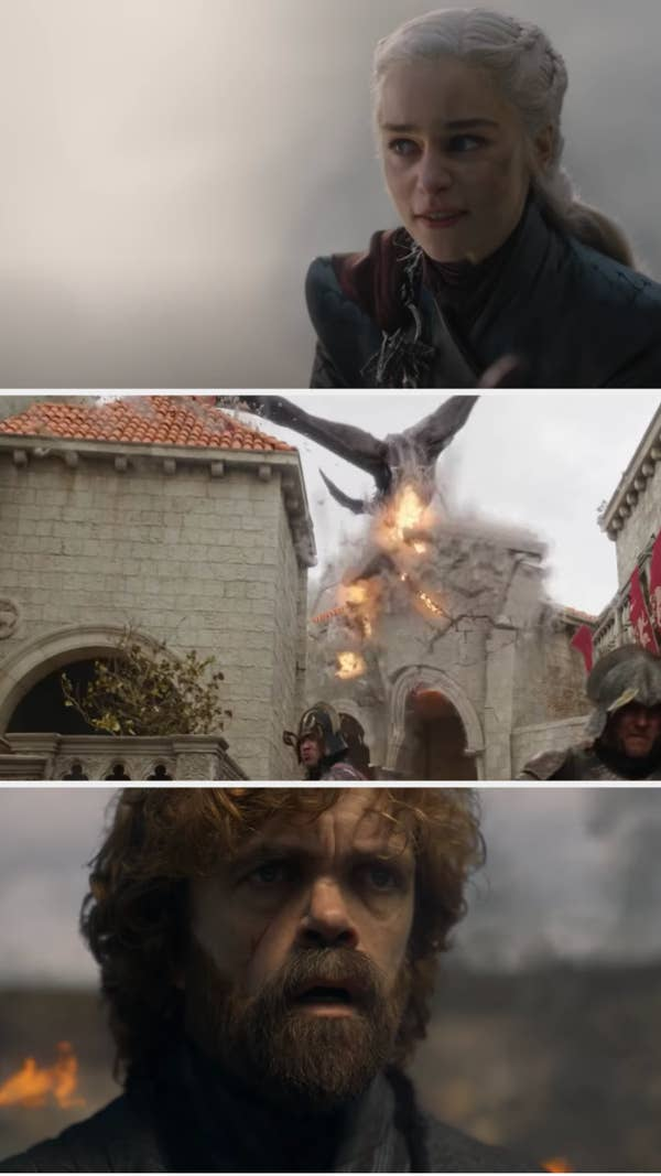 12. Season 8 ofGame of Thrones:Just a disaster, especially considering how the first few seasons were almost perfect television.