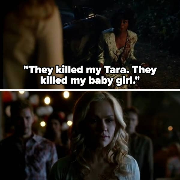 7. Season 7 ofTrue Blood:Tara's death was handled so horribly IMO. Having Jessica and Hoyt get back together last minute was confusing, and the series finale was boring and a big letdown.