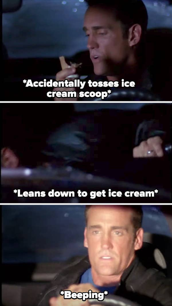 5. Season 5 ofDawson's Creek:They ruined character relationships, not to mention Mitch being killed by an ice cream cone.