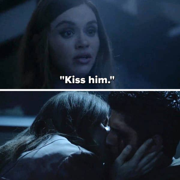 3. Season 6B ofTeen Wolf:Malia was always with a guy pretty much, and it would have been nice to see her on her own for a while.