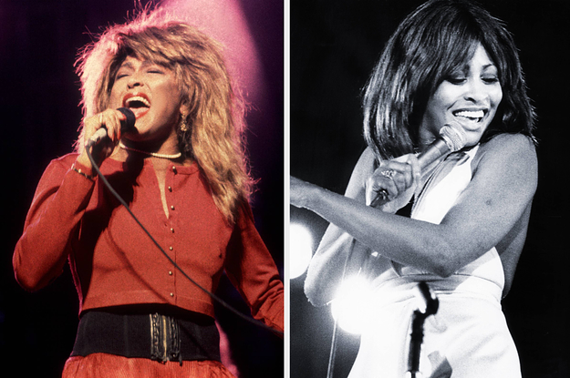 15 Tina Turner Moments That Prove She's The Queen Of Rock 'N' Roll