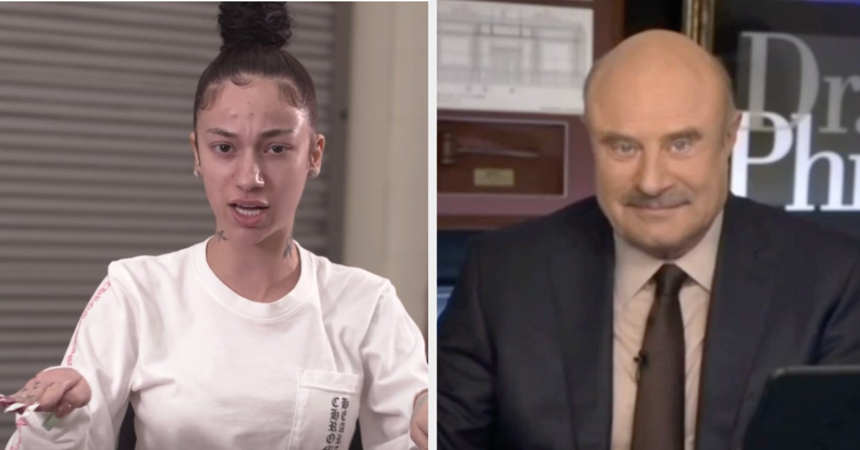 Dr. Phil Has Responded To Bhad Bhabie's Allegations Of Abuse And Then She Replied With Another Video