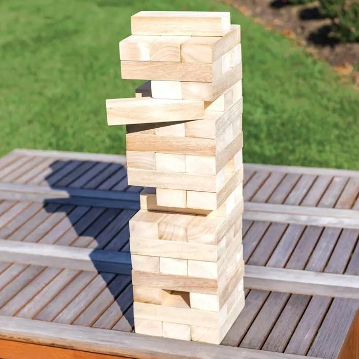 The tumbling blocks