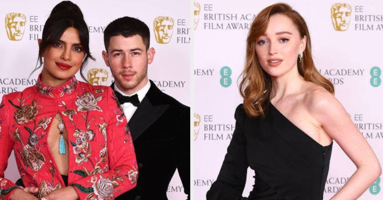 13 Celeb Looks From This Year's BAFTAs