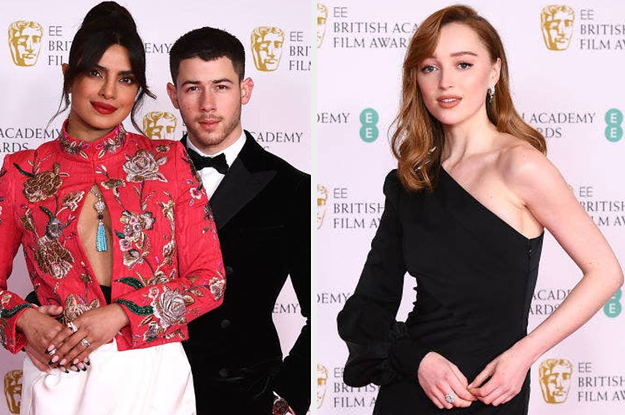 Here's What Celebs Wore To The 2021 BAFTAs