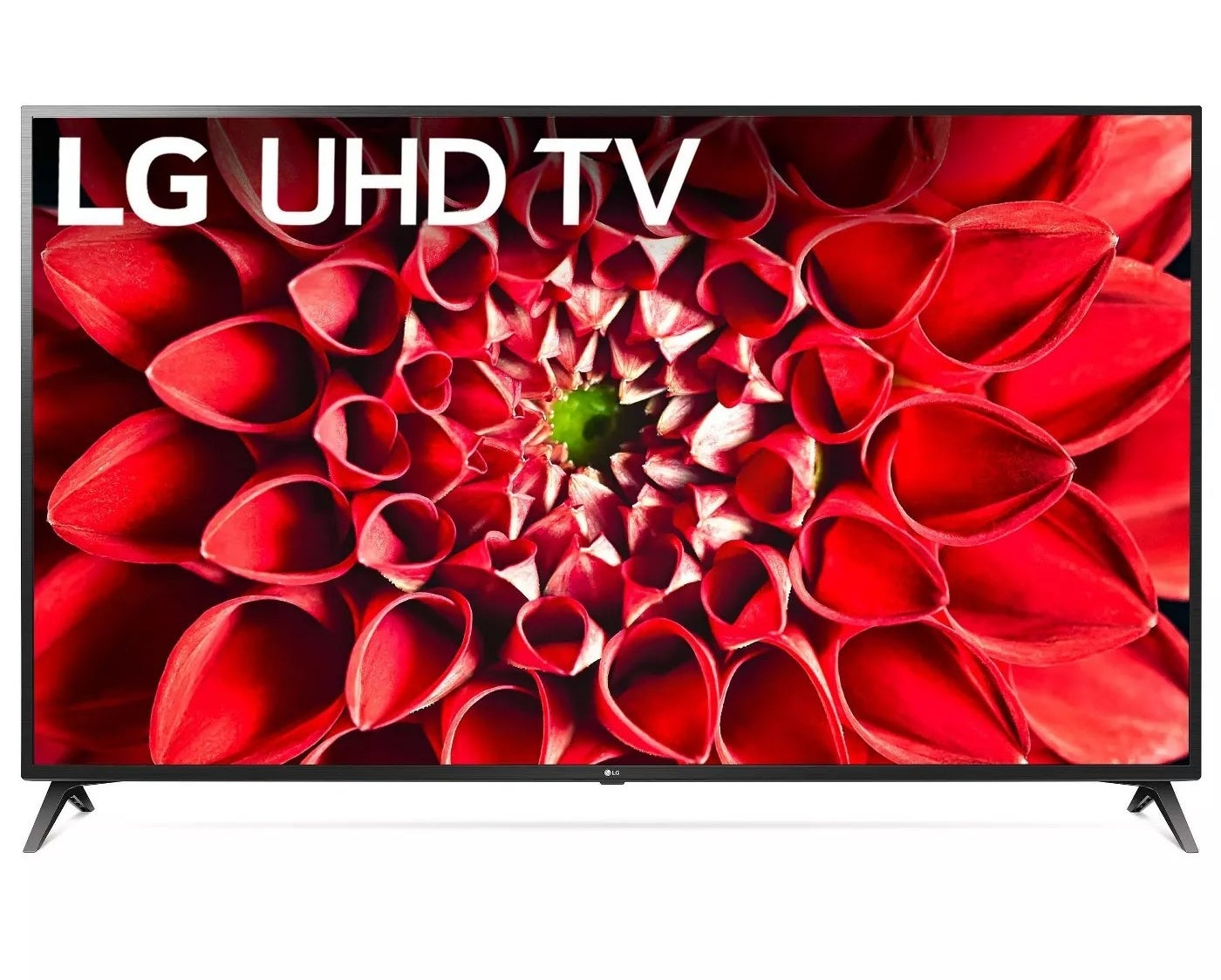 The LG UHD TV