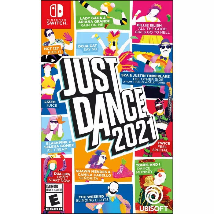 The Nintendo Switch video game