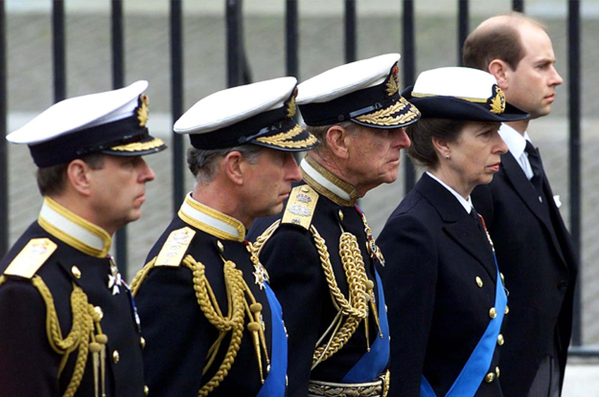 Prince Philip's Children Pay Tribute To The Duke Following His Death