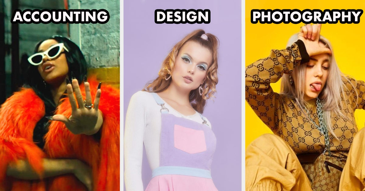 Choose Some Aesthetic Images And We'll Reveal What Your College Major Should Be