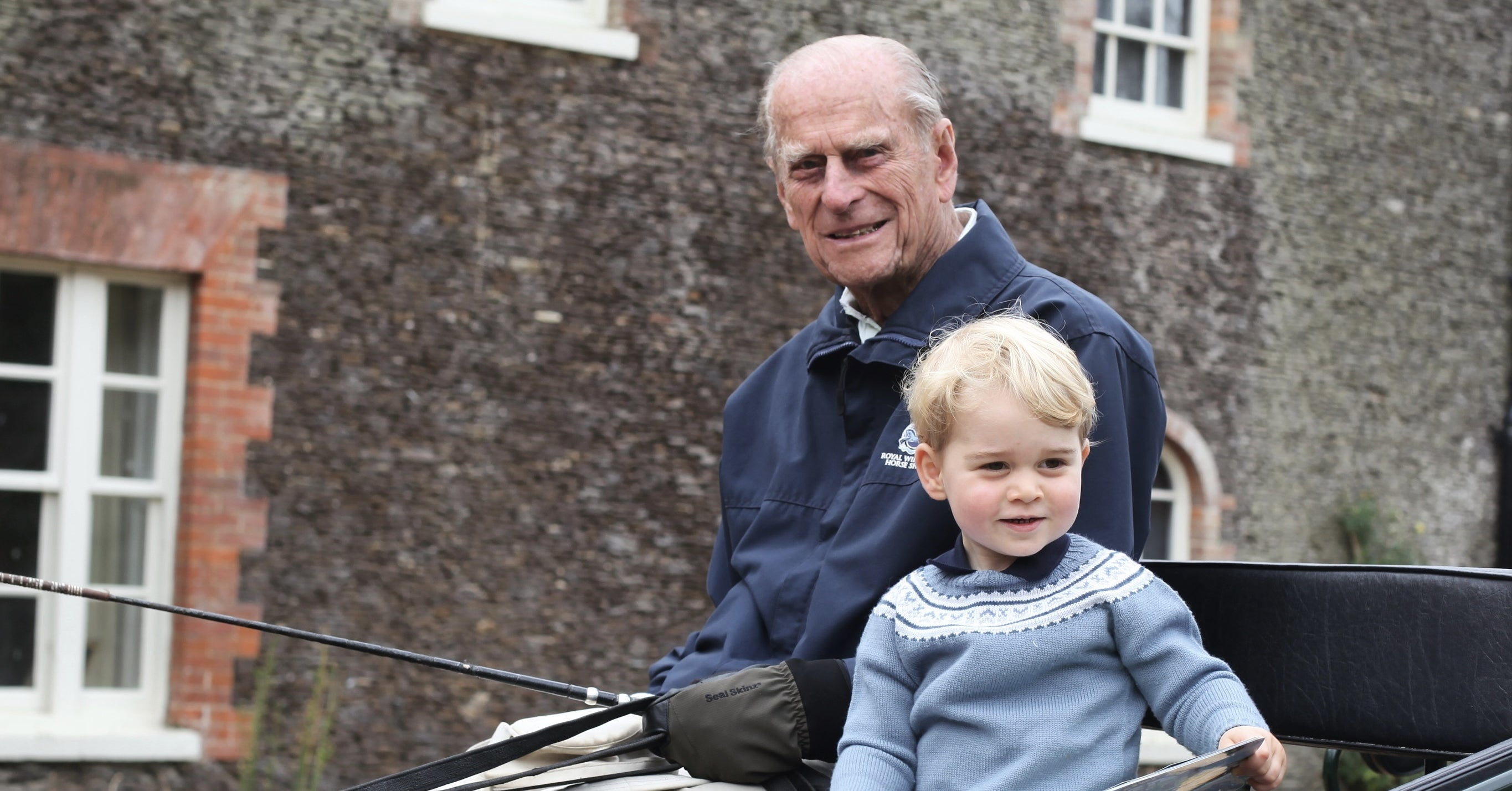 "Prince William Said He Misses His Grandfather, But ""He Would Want Us To Get On With The Job"""
