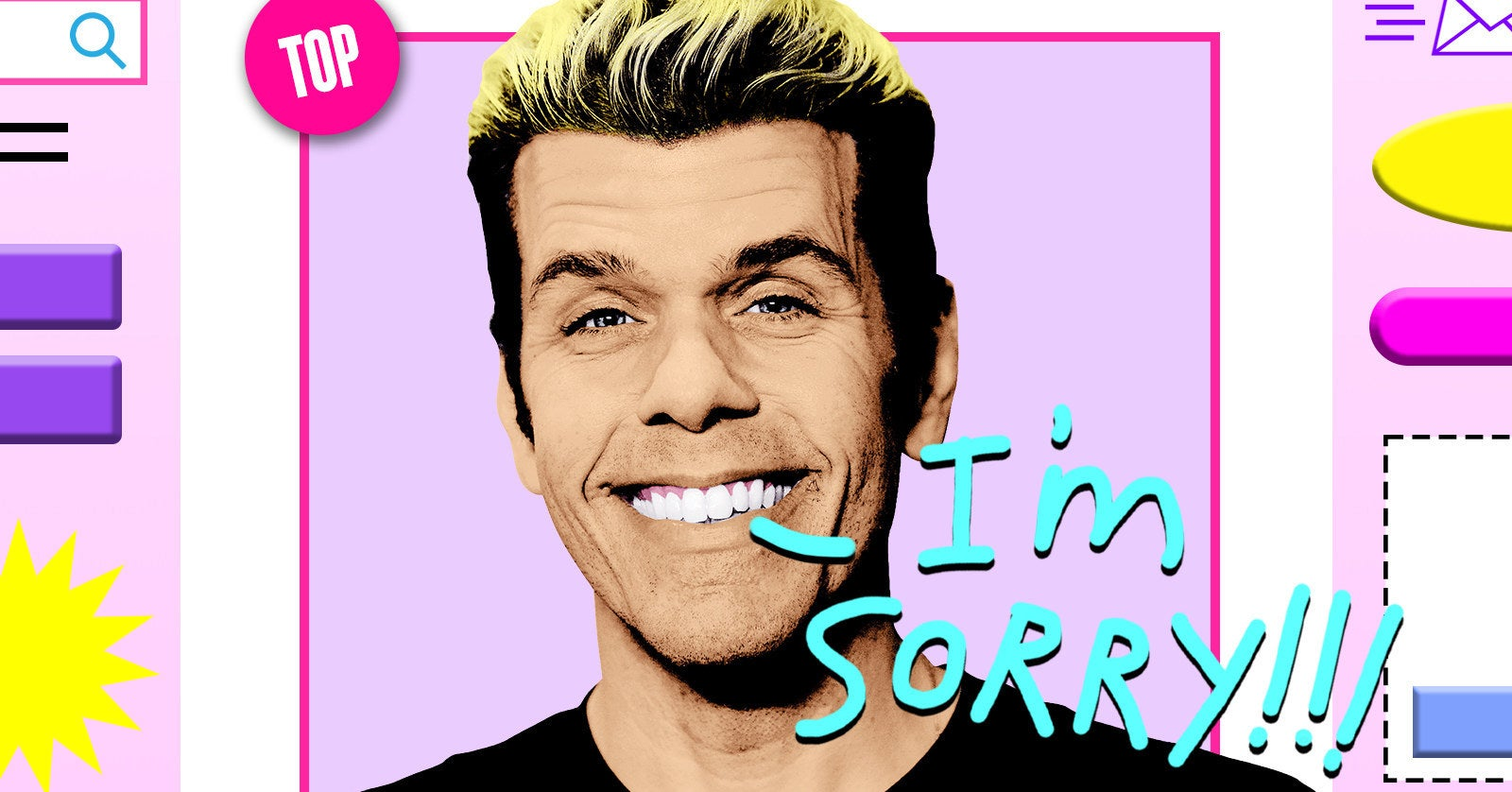 Perez Hilton Changed Gossip Blogging In The 2000s. Now He Says He's Sorry.