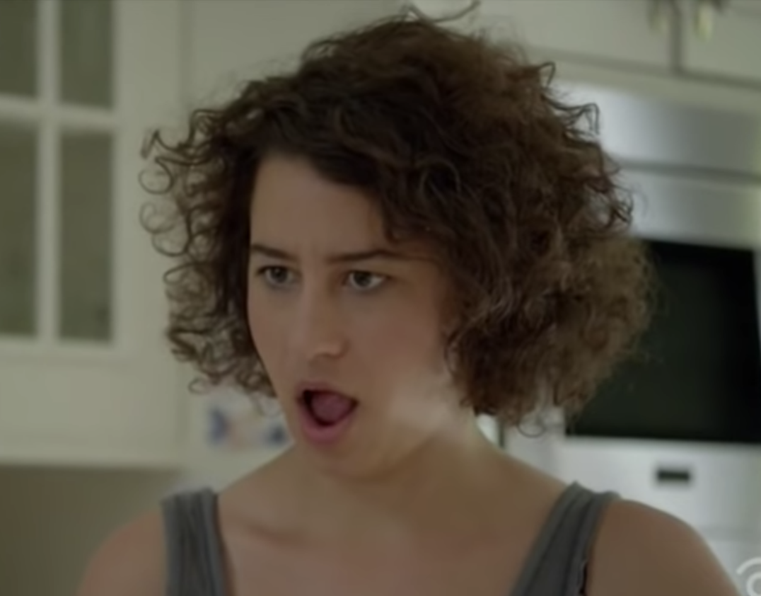 Shocked Ilana Wexler