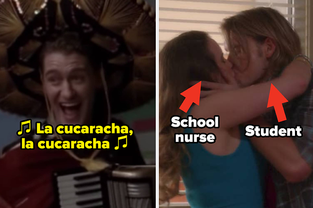 """17 Problematic """"Glee"""" Moments That Never Should've Aired On TV"""