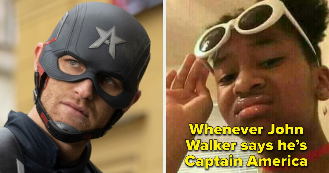 "The 23 Funniest Jokes And Memes About ""The Falcon And The Winter Soldier"" Episode 4"