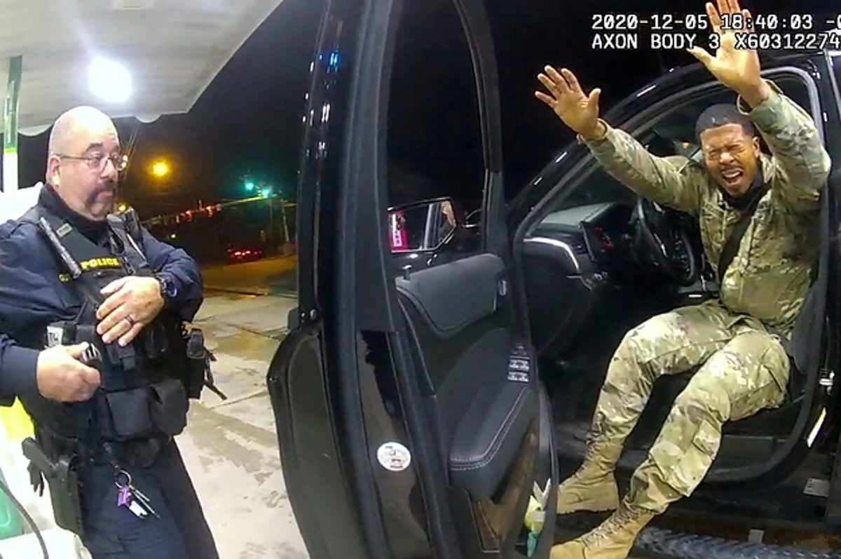 A Cop Was Fired For Pepper-Spraying A Black Army Lieutenant During A Traffic Stop