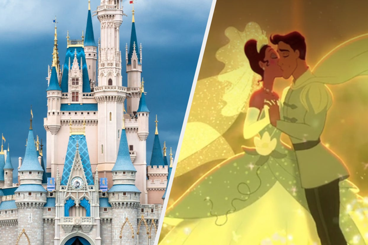 "I Bet You Can't You Say ""I Do"" In Disney World For Under $50,000"