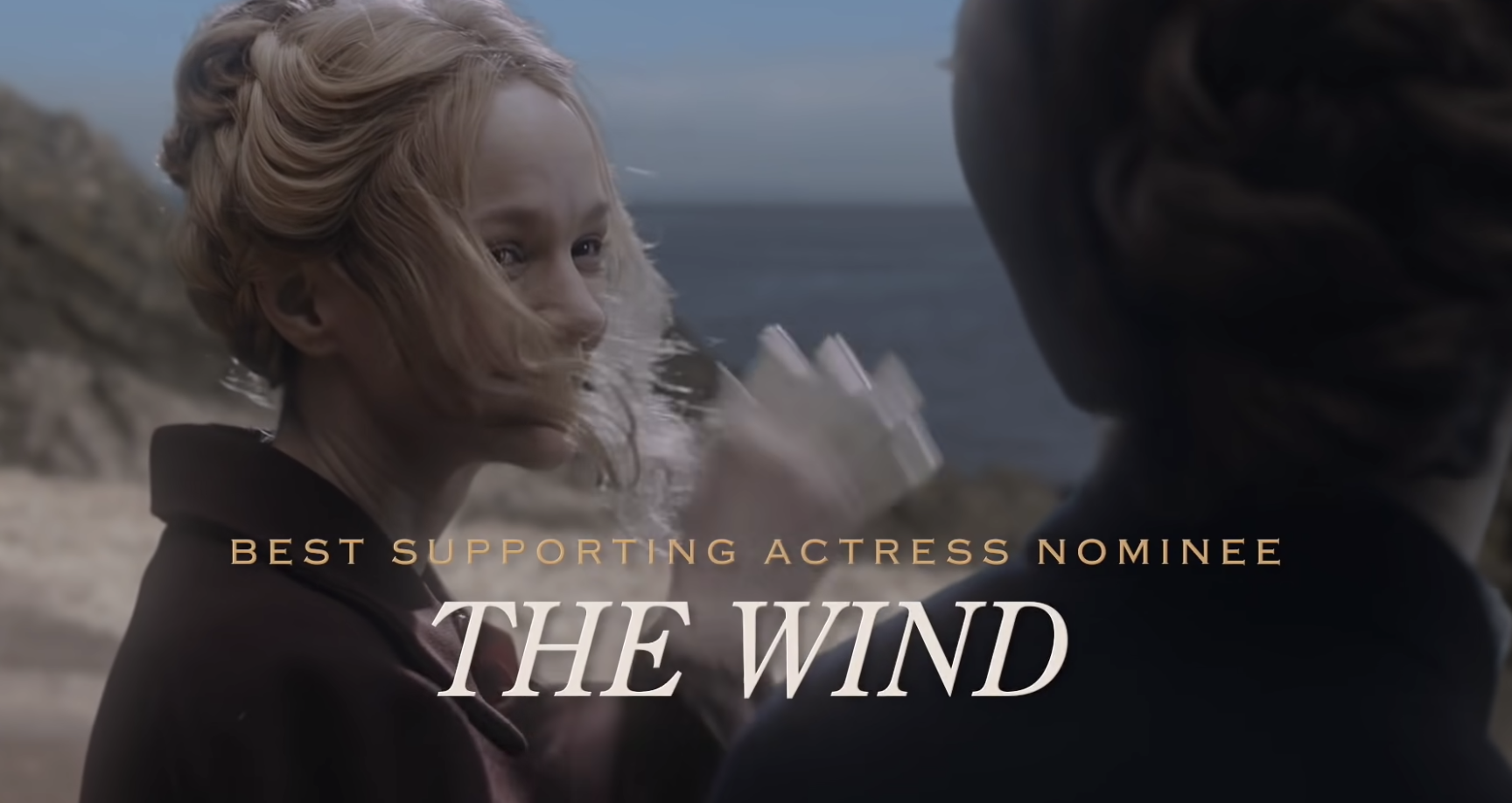 The Best Supporting Actress Nominee is The Wind