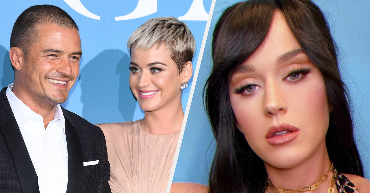 Katy Perry's Latest Instagram Selfie Seems To Remind Orlando Bloom Of Their Grocery Shopping List