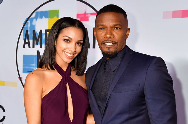 Jamie Foxx Once Made A T-Shirt With His Daughter Corinne's Face On It