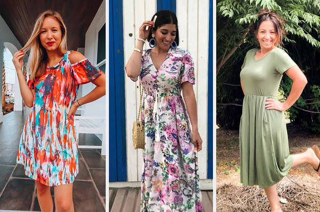 28 Flowy Dresses Youll Basically Live In All Spring