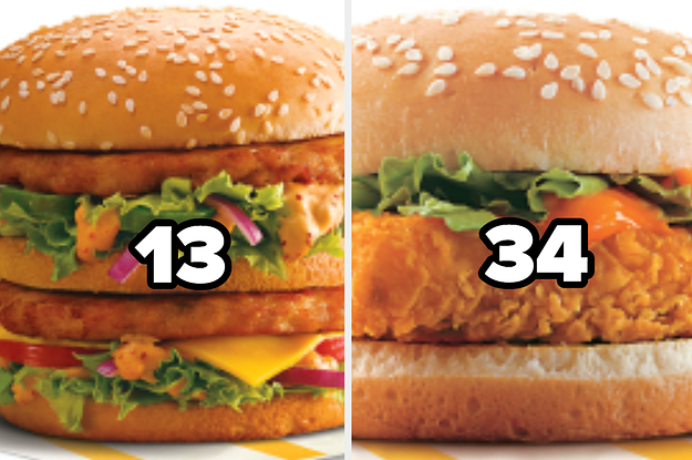 Build Your Own McDonald's India Meal And We'll Tell You The Exact Age Of Your Taste Buds thumbnail