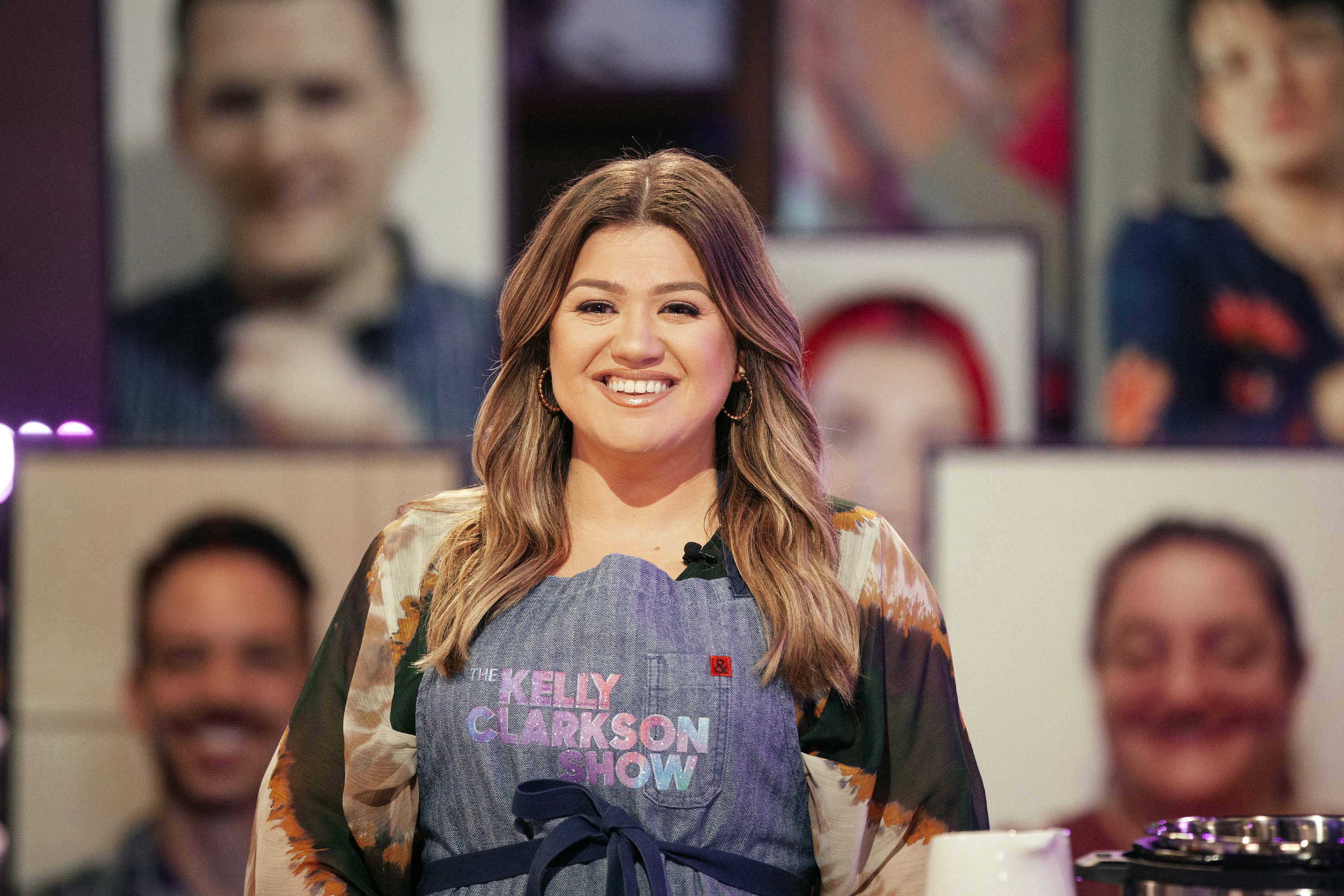 on the kelly clarkson show