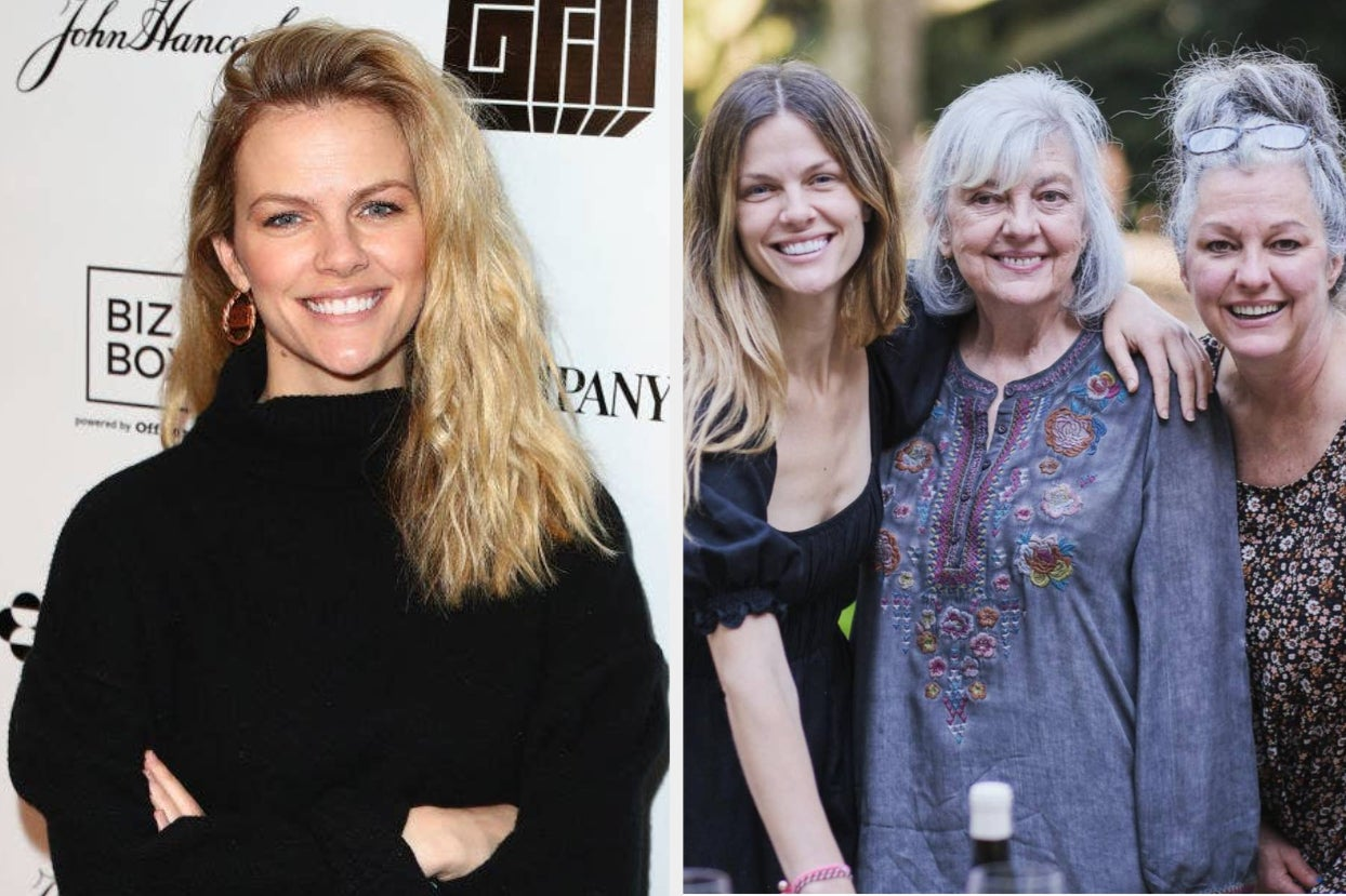 Brooklyn Decker Shares The Same Birthday As Her Mom AND Her Grandma Which Is Honestly Pretty Wild