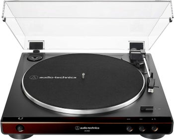 the turntable