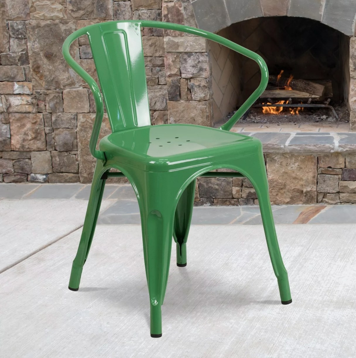 The indoor/outdoor chair