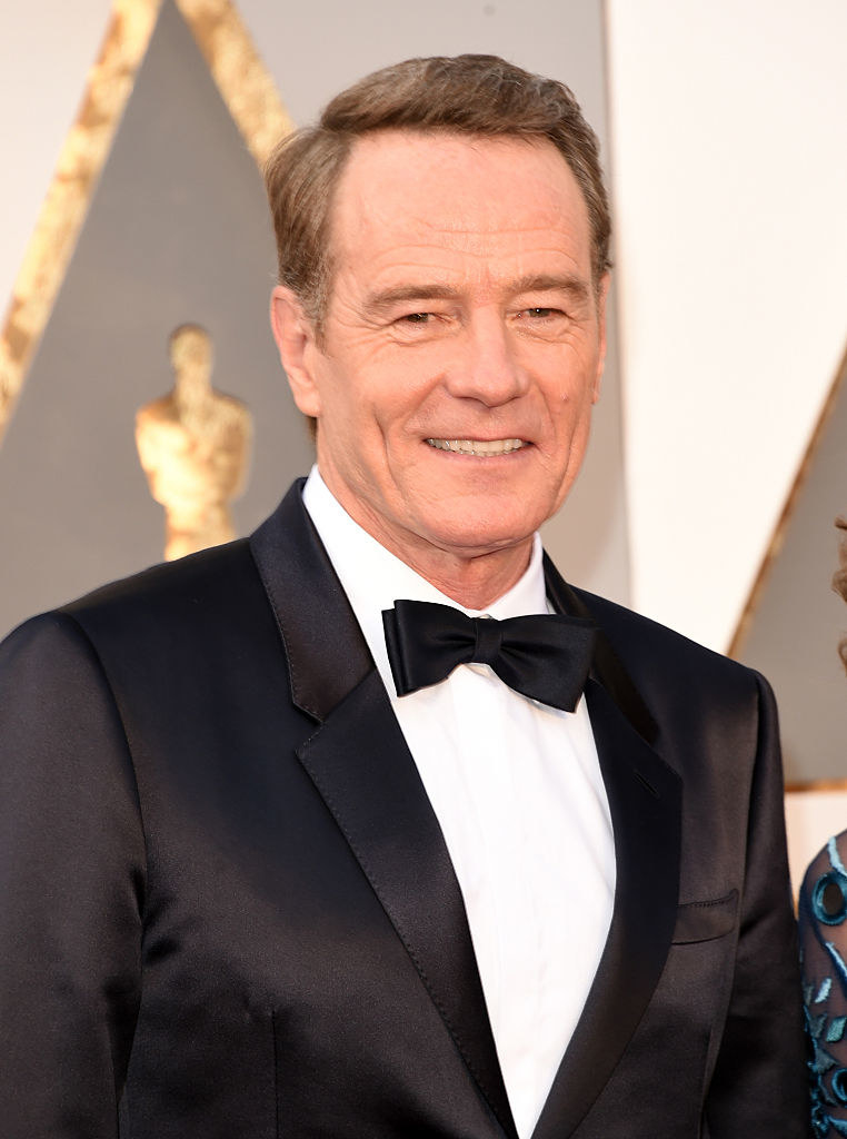 Bryan Cranston attends the 88th Annual Academy Awards