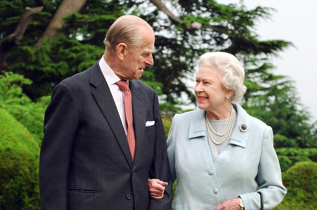 Prince Philip, The Husband Of Queen Elizabeth II, Has Died At 99