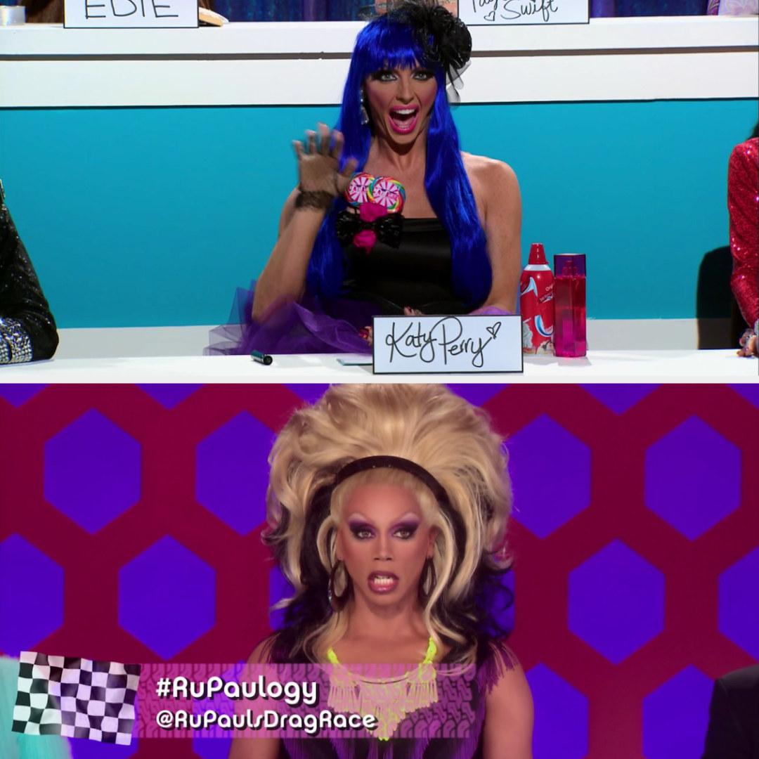 Alyssa's disastrous Katy Perry impersonation