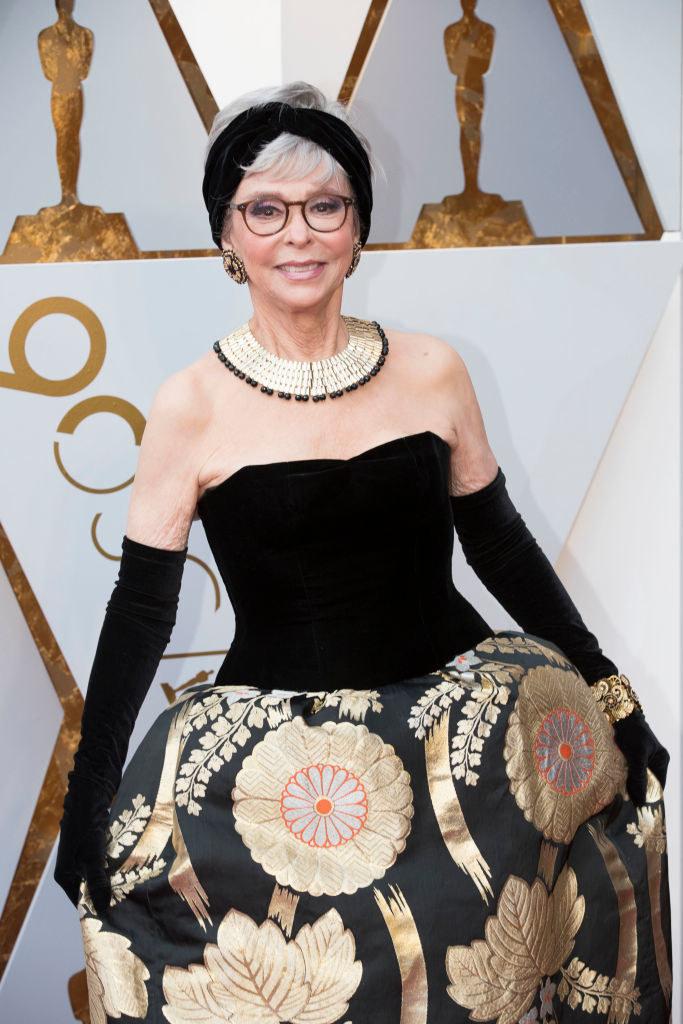 Rita Moreno at the Oscars