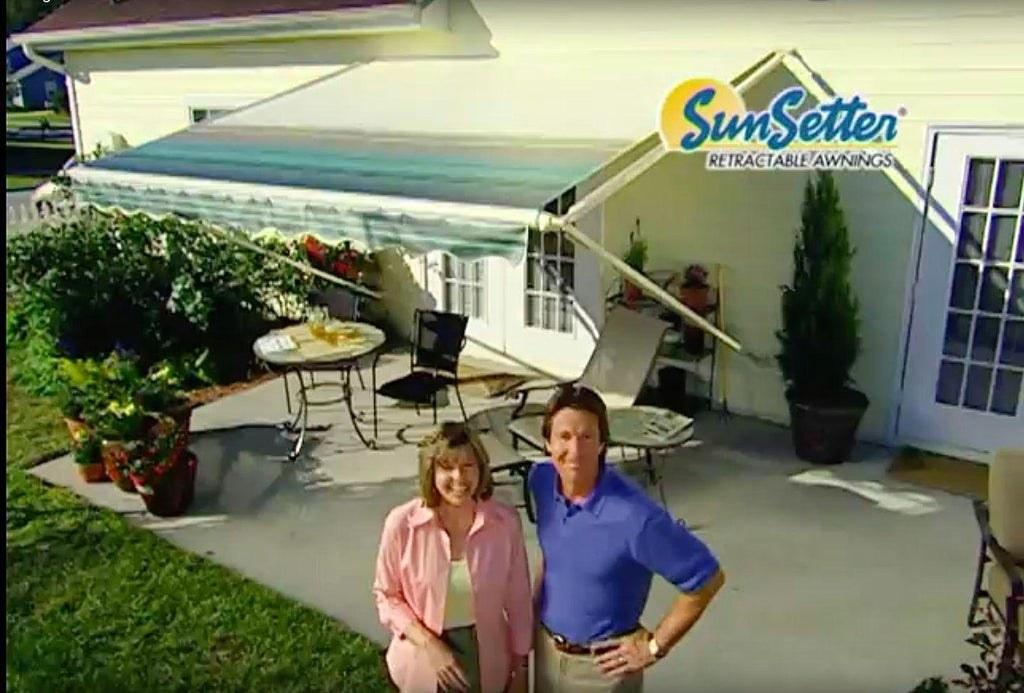 sunsetter commercial