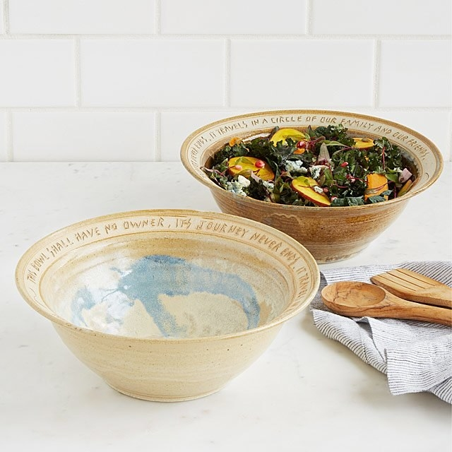 big serving bowl