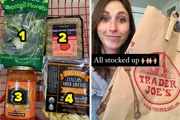 28 Brilliant Trader Joes Meals That Call For Just Four Ingredients (But Taste Way Fancier)