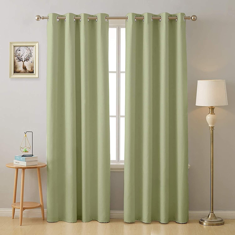 Pista coloured curtains