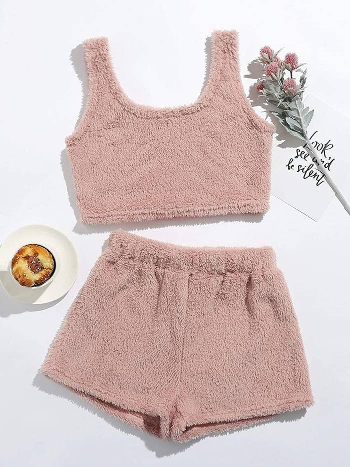 the pink set