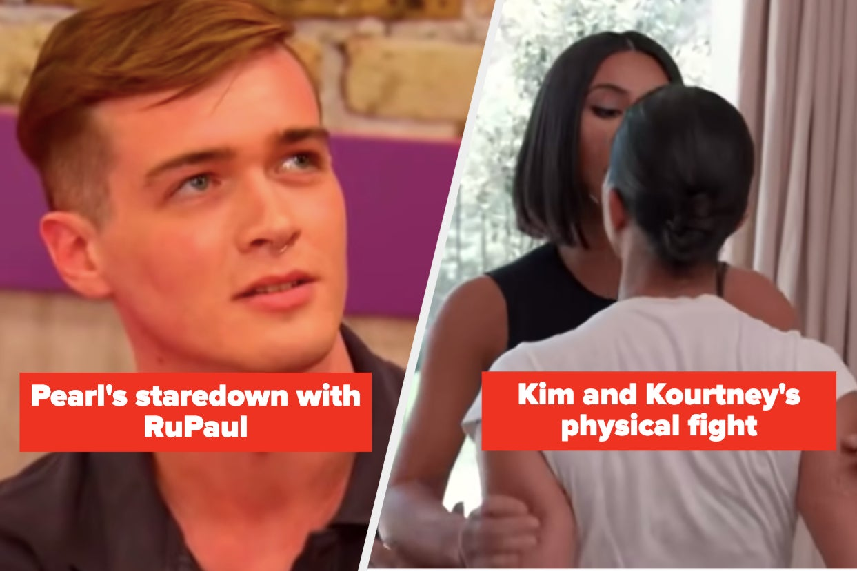 Tell Us About An Awkward Reality TV Moment That Made You Cringe