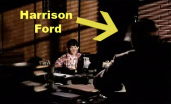 Harrison Ford's Cameo That Was Never Released