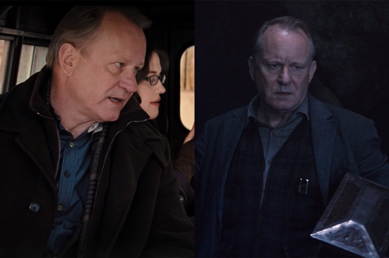 Though he's since disappeared from the MCU, Selvig was always there when Thor needed help