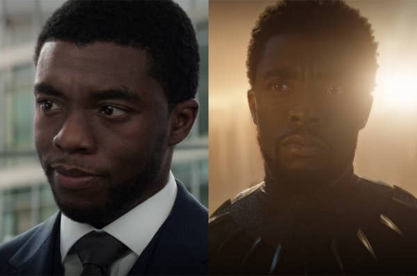 T'Challa rose to the challenge and became a great king