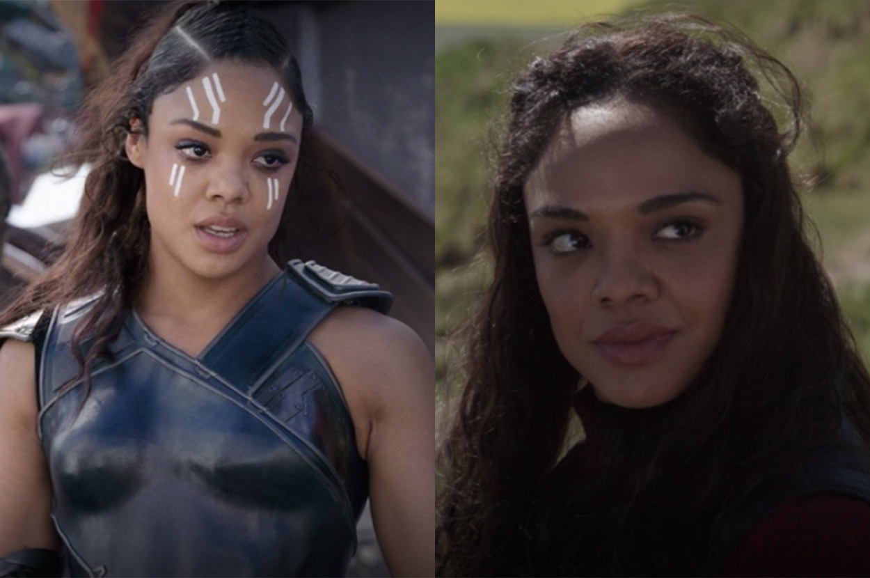Valkyrie became the King of Asgard