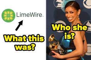what limewire is and who is mya is