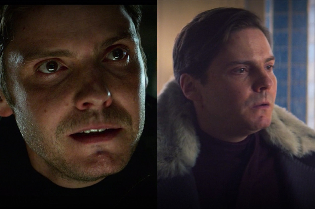 Zemo dresses fabulously now that he's not in prison