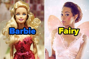 Are you a Barbie or a fairy?