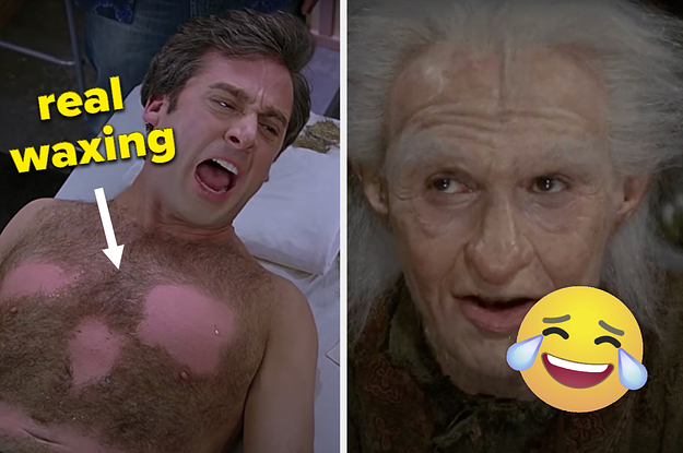 22 Moments In Movies That Were Completely Unplanned And I'm Surprised By A Lot Of These