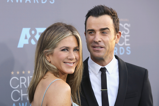 Justin Theroux Talked About Why He And Jennifer Aniston Broke Up And How They Still Keep In Touch - BuzzFeed
